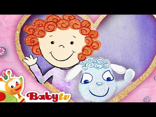 Mary Had a Little Lamb | Nursery Rhymes | BabyTV