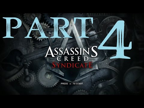Assassin's Creed: Syndicate - Part 4 - Charles Dickens, Nigel - PS4 - Live Streamed and Commentary