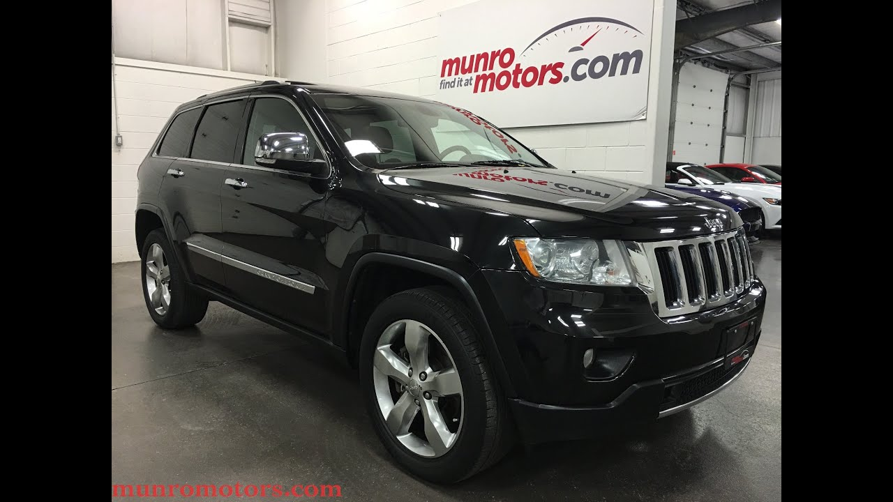 2011 jeep grand cherokee sold limited 5 7 hemi nav sunroof. Black Bedroom Furniture Sets. Home Design Ideas