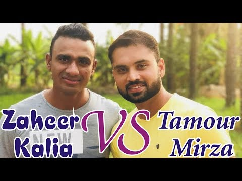 Tamour Mirza VS Zaheer Kalia || Faisalabad Tournament || SALMAN SPORTS