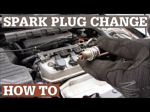 Honda Civic Spark Plug Change | P0303 & P0304, Misfire Codes