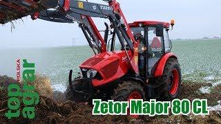 Zetor Major CL 80: Ciągnik do wielu zadań