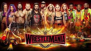 WWE WrestleMania 35 Theme Song Love Runs Out (Arena Effects)