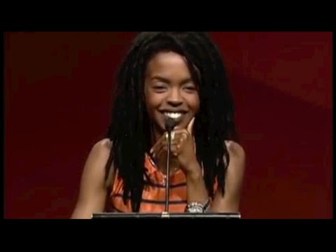 Lauryn Hill - The Spiritual Matrix! - YouTube