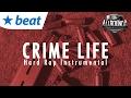 Sold dark hard rap beat hip hop gangsta instrumental crime life mp3
