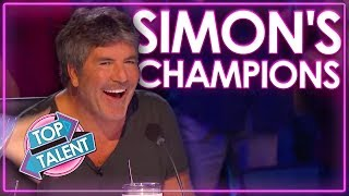 I Have My FINAL Finalists on America's Got Talent: The Champions | Top Talent