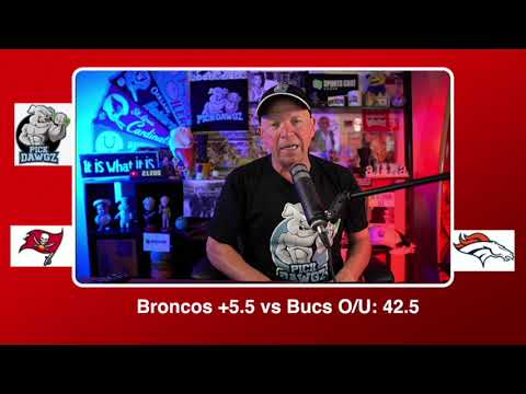 Denver Broncos vs Tampa Bay Buccaneers NFL Pick and Prediction 9/27/20 Week 3 NFL Betting Tips
