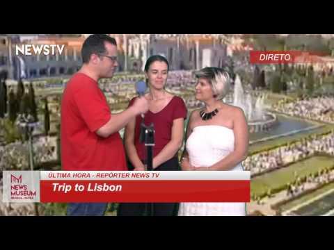 News TV - Trip to Lisbon  - 11/9/2016
