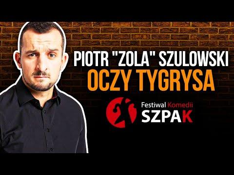 """Piotr """"Zola"""" Szulowski stand up - """"Oczy Tygrysa"""" - pełny program"""
