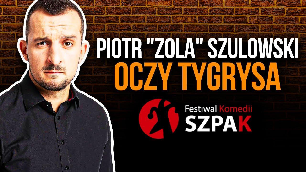 """Download Piotr """"Zola"""" Szulowski stand up - """"Oczy Tygrysa"""" - pełny program"""