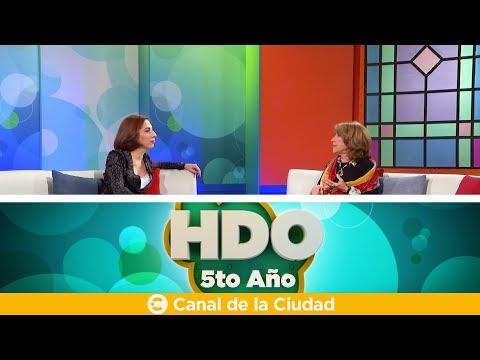 "<h3 class=""list-group-item-title"">""No me histeriquees más"", entrevista a Malele Penchansky y mucho más en Hacete de Oliva</h3>"