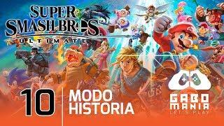Modo historia Super Smash Bros Ultimate en Español Latino | Capítulo 10