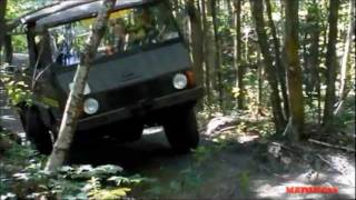 ALL-TERRAIN PINZGAUER TOURS FULL TOUR WITH MUSIC