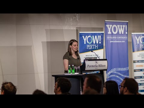 YOW! Perth 2018 - Katie Bell - Containers in Production #YOW!Perth