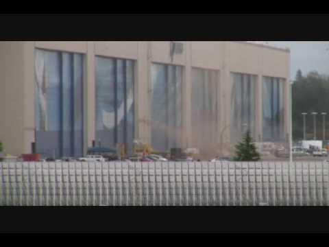 Everett Factory Evacuated