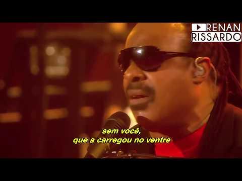 Stevie Wonder - Isn&39;t She Lovely Tradução