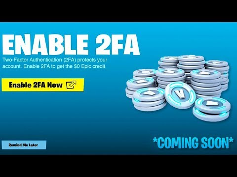 YOU CAN GET FREE V-BUCKS IN FORTNITE!