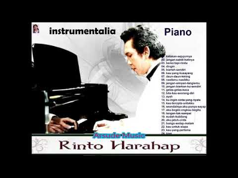 FULL ALBUM INSTRUMENT ROMANTIC PIANO. RINTO HARAHAP