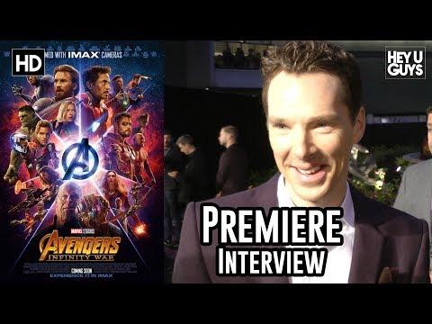 Benedict Cumberbatch on the evolution of Doctor Strange in Avengers Infinity War Premiere