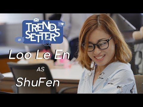Trendsetters Feature  Le En