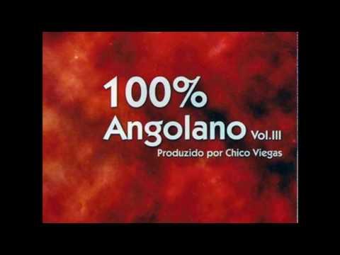 100% Angolano vol.III (2011) CD completo