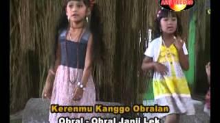 "Lagu Anak "" Ngamen 2"" AINI RECORD"