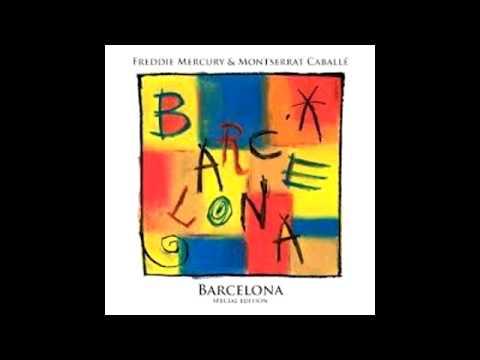 """The Fallen Priest""- Freddie Mercury & Montserrat Caballe- Barcelona [Special Edition] (2012)."