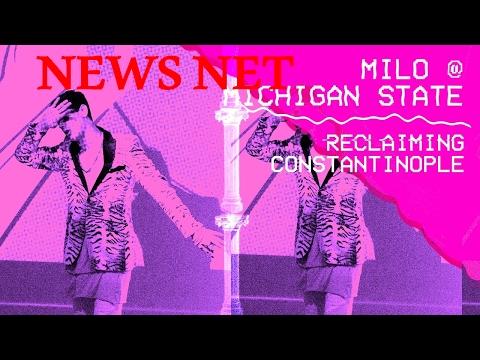 MILO at Michigan State University: Reclaiming Constantinople!