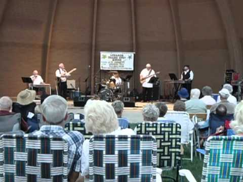 Jessie-Lyn And The TNT Band (Amazing Grace) Stubbs Park 06/24/2012