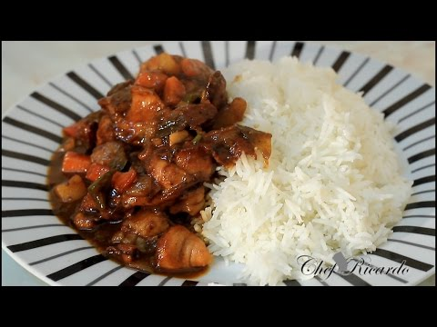 World'S Best Stew Chicken Recipes Video | Recipes By Chef Ricardo