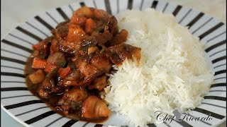 World's Best Stew Chicken Recipes Video