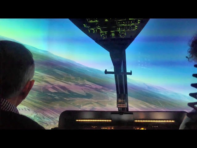 Entrol H135 demo flight