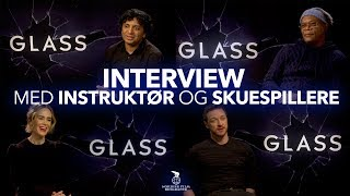 Glass interview