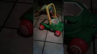 Nick Jr. Fixing the Lawn Mower