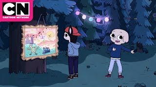 Magical Painting Worlds | Summer Camp Island | Cartoon Network