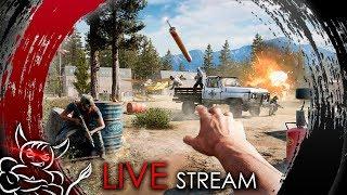 Far Cry 5 - Кооп с Ezидычем [Стрим]