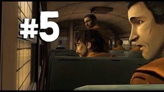 The Walking Dead 400 Days Gameplay Walk Through - Vince