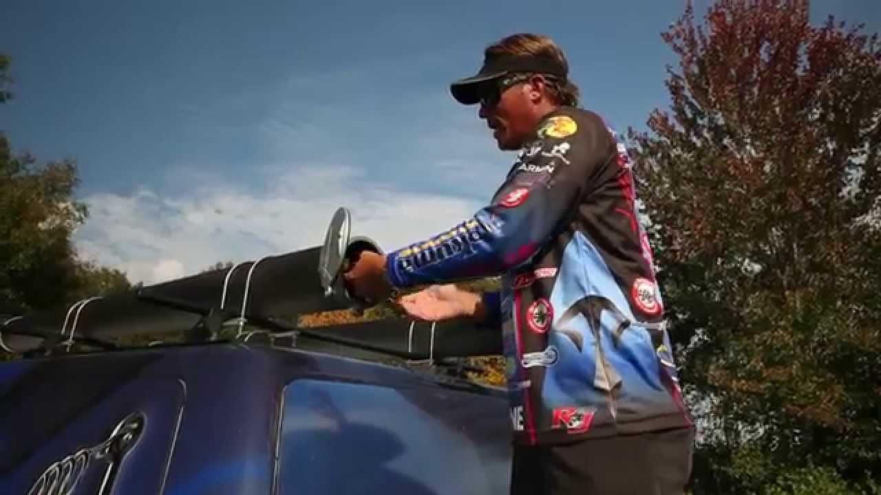 Custom Chevy 2500hd The Ultimate Bass Fishing Machine