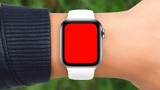 Why The Apple Watch Has A Red Flashlight