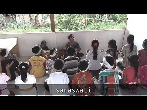 kirtanam hindu puja saraswati