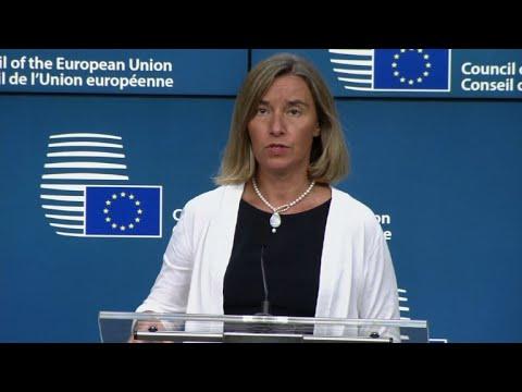 EU raises prospect of new sanctions against North Korea