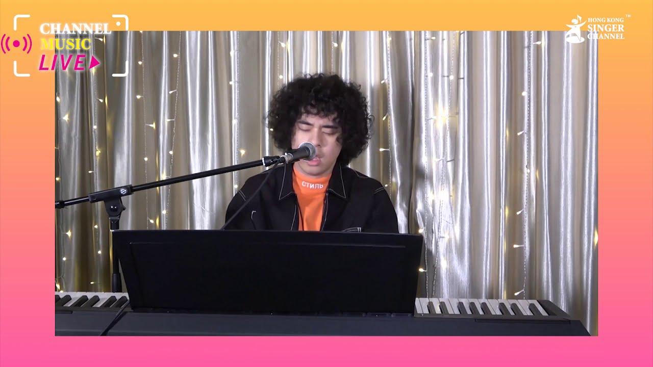 Mike 曾比特|我不如 Live Version |CHANNEL MUSIC LIVE