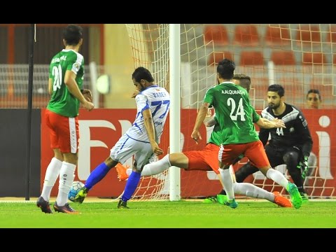 Saham vs Al Wehdat (AFC Cup 2017 : Group Stage)