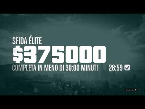 [Gta Online] Completata sfida elite colpo dell'apocalisse!!!!!