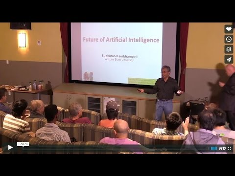 Future of Artificial Intelligence: A discussion panel at ASU