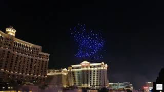 Блиц №8 - Дроны Intel создают изображение в небе