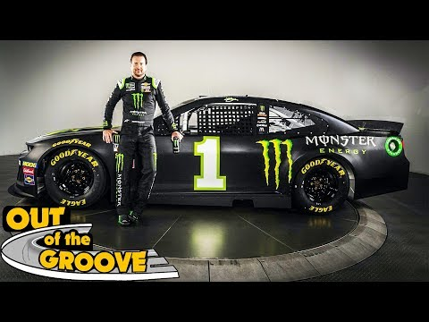 CONFIRMED: Kurt Busch to CGR in 2019 | Out of the Groove
