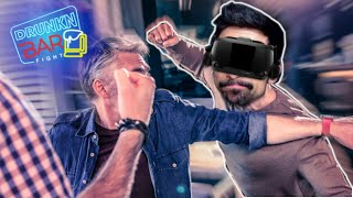 Καβγάδες σε mixed reality - Drunkn Bar Fight