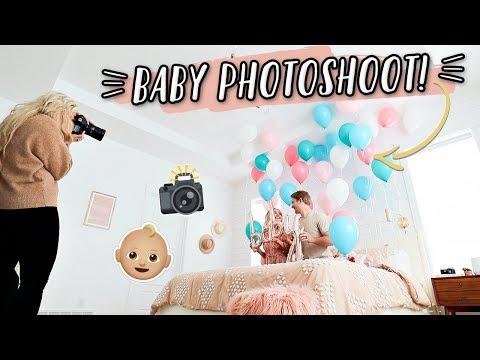 BABY ANNOUNCEMENT PICS + WE GOT THE GENDER ENVELOPE!