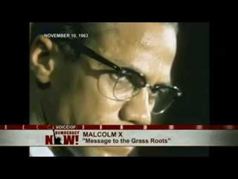 Malcolm X & Gloria Richardson on the March on Washington, then & now